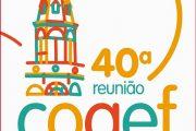40ª Reunião – Belém/PA | 19 a 21 de setembro 2018